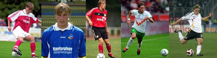 Rot-Weiß Erfurt - Karlsruher - Bayer Leverkusen - Werder Bremen - Allemagne