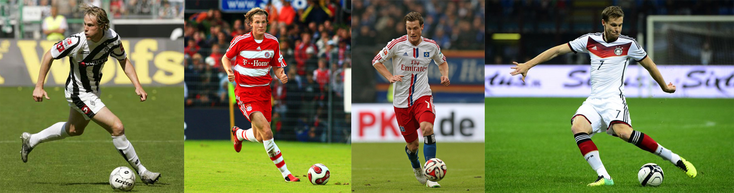 Borussia Mönchengladbach - FC Bayern - HSV - Allemagne - Click to enlarge