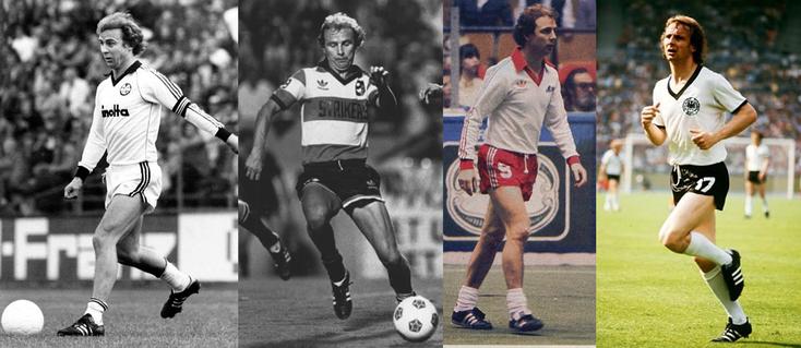 Eintracht Frankfurt - Fort Lauderdale Strickers - Memphis Americans - RFA - Click to enlarge