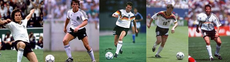 1982 - 1986 - 1990 - 1994 - 1998