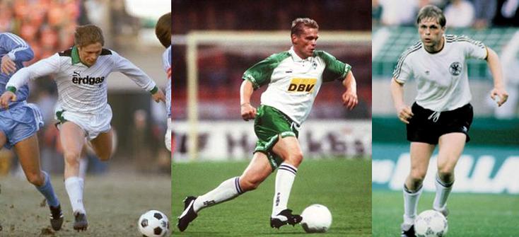 Borussia Mönchengladbach - Werder Brême - RFA  -Click to enlarge