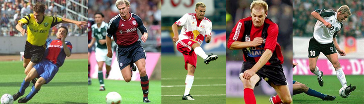 Dynamo Dresde - FC Bayern - Red Bull Salzbourg - LASK Linz - Allemagne - Click to enlarge