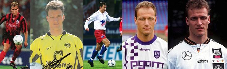Hansa Rostock - Borussia Dortmund - Hamburger SV - VfL Osnabrück - Allemagne - Click to enlarge