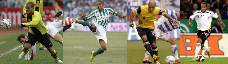 Borussia Dortmund - Real Betis - Alemannia Aachen - Allemagne - Click to enlarge