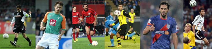 Mainz 05 - Werder Bremen - Bayer Leverkusen - Borussia Dortmund - Mumbai City FC - Allemagne - Click to enlarge
