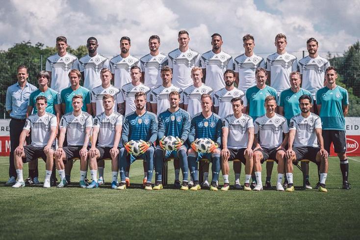 Sélection allemande pour la Coupe du Monde FIFA 2018