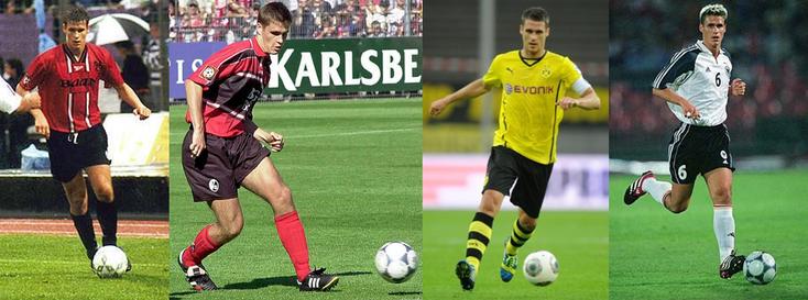 Hannover 96 - SC Freiburg - Borussia Dortmund - Allemagne - Click to enlarge