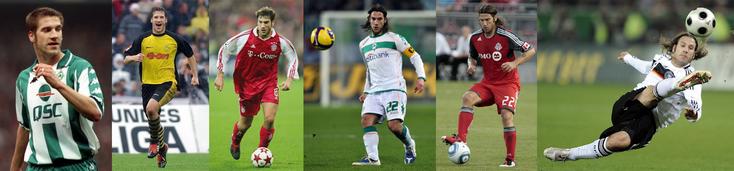 Werder Bremen - Borussia Dortmund - Bayern München - Werder Bremen - Toronto - Allemagne - Click to enlarge