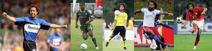 Arminia Bielefeld - Werder - Borussia Dortmund - Hambourg - Allemagne - Click to enlarge