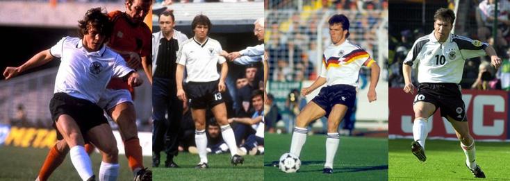 1980 - 1984 - 1988 - 2000