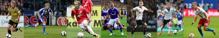 Alemannia Aachen - VfL Bochum - Mainz 05 - Schalke 04 - Tottenham - Fulham - Hamburger SV - Click to enlarge