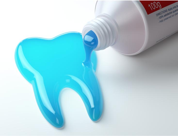 dentifricio giusto per denti sani