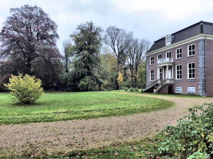 Huize Oudeweg, oktober 2019