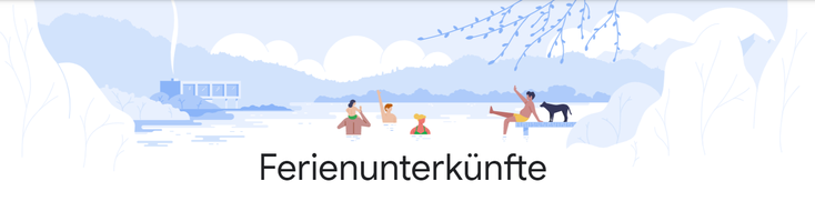 Google Travel Hotelsuche