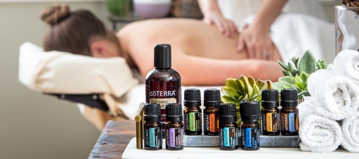 doTERRA AromaTouch Massage