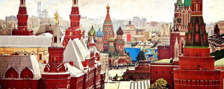 Het Rode Plein - Moskou