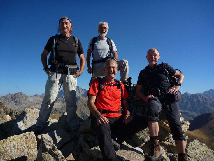 Cime du Belletz (2610 m)