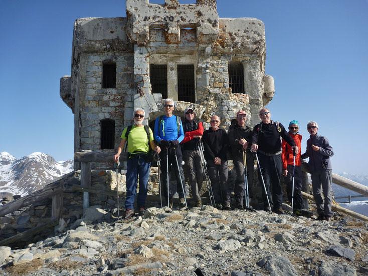 Pte des 3 Communes (2080 m)