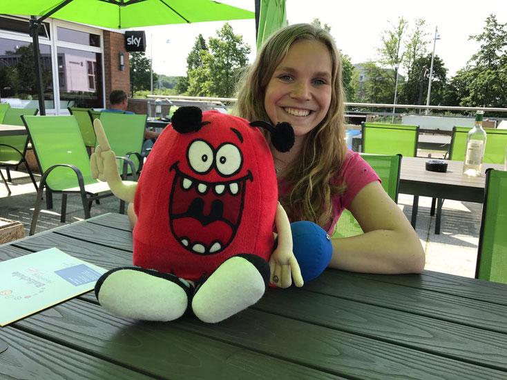 Ab dem 15. Juli ist sie unsere neue FSJlerin: Hannah aus Laatzen