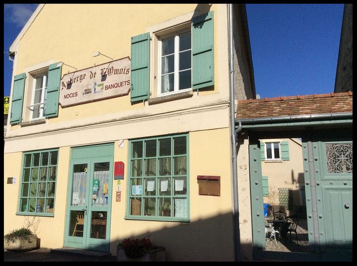 Hôtel Vallées-en-Champagne, Auberge de l'omois 02