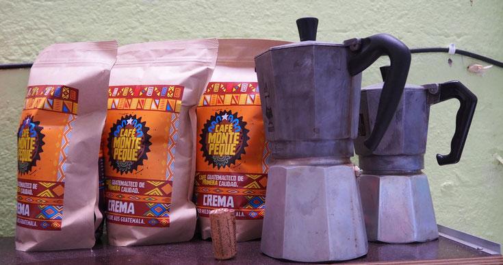 Kaffee-Espresso für einen guten Start in den Tag