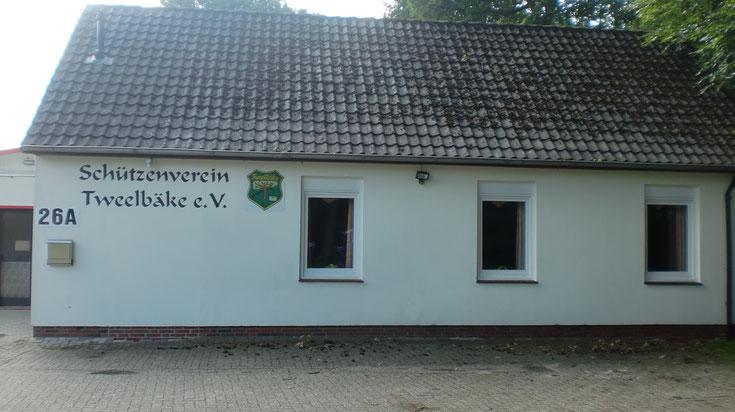 Das Schützenheim heute (2020)