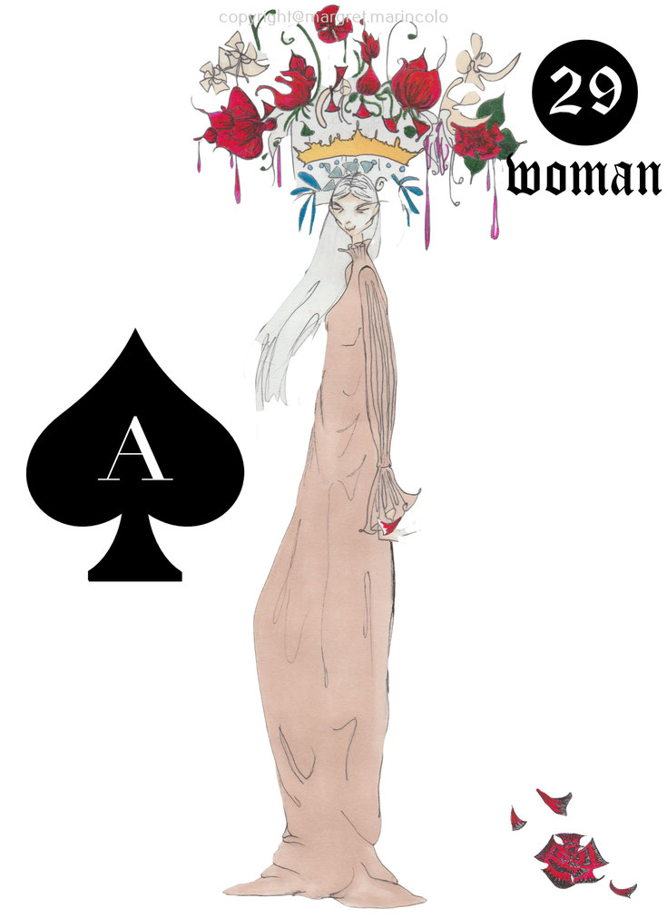 dame-29-lenormand-2019-woman-margret-marincolo