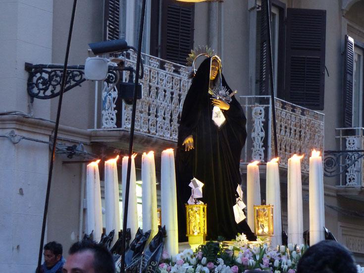 Prozession in Trapani