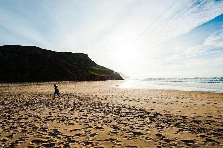 Algarve in Portugal ist eine gute Alternative für Sommer Urlaub