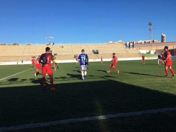 2 zu 0 Testspielsieg im Trainingslager gegen Sarpsborg 08