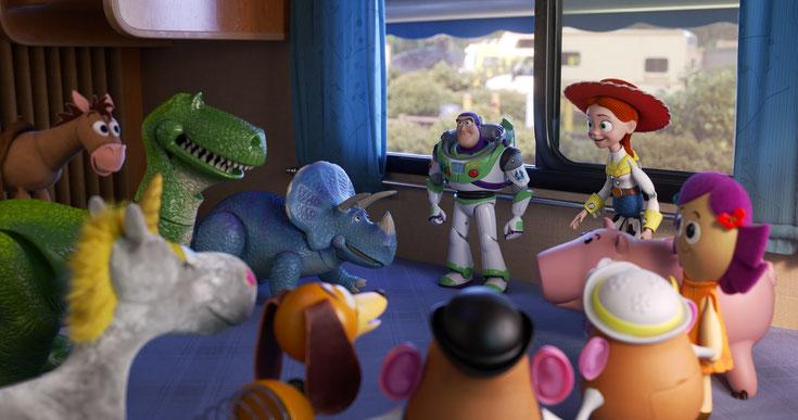 A Toy Story: Alles hört auf kein Kommando Hauptplakat
