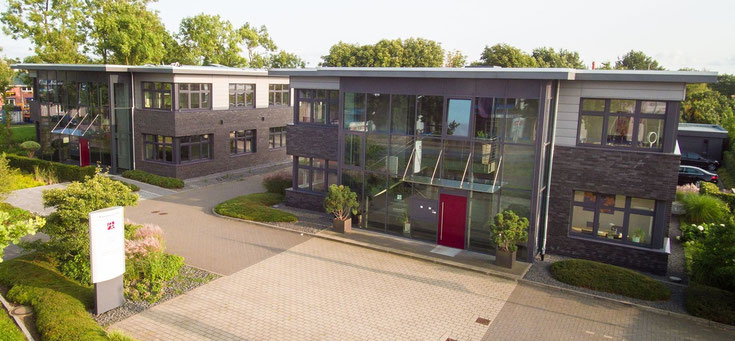 Veranstaltungsort am Ramskamp in Elmshorn