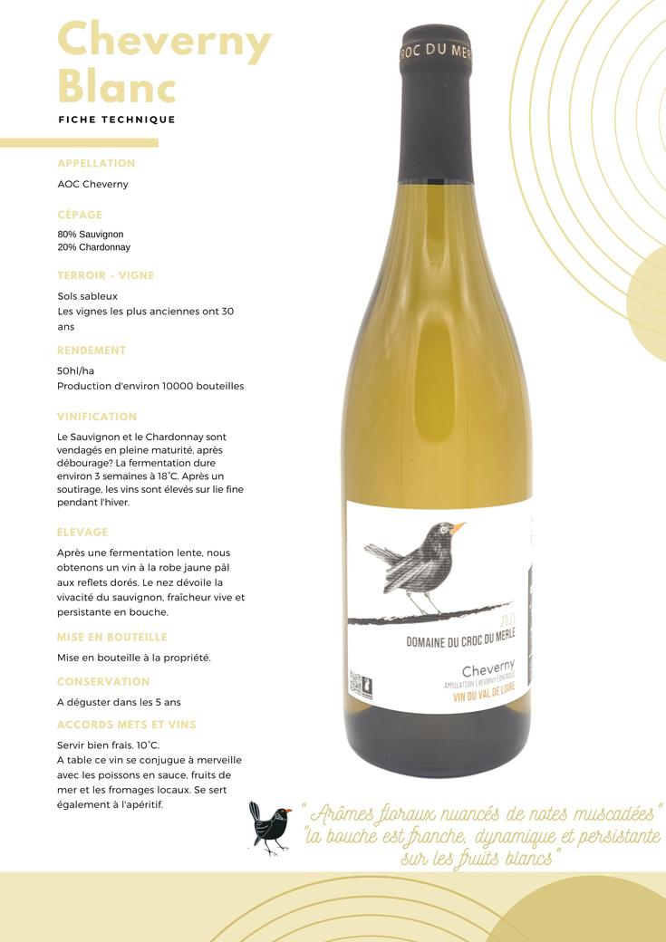 dégustation sauvignon chardonnay cheverny vin blanc médaille d'or guide hachette