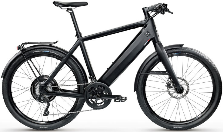 Stromer ST2 Speed Pedelec 2017