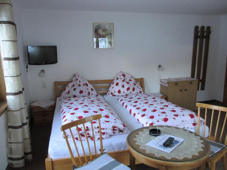 Alle Zimmer mit HD-Kabel TV und gratis Wlan