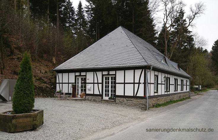 Bauernhaus Bauernhof sanieren