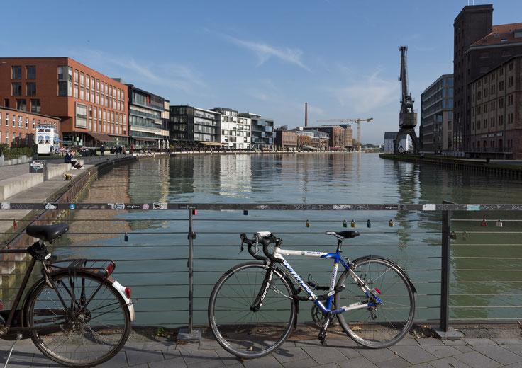 Kreativkai Hafen Münster