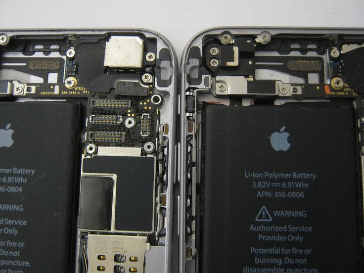 Apple-Gerät, Feuchtikeitsmesser