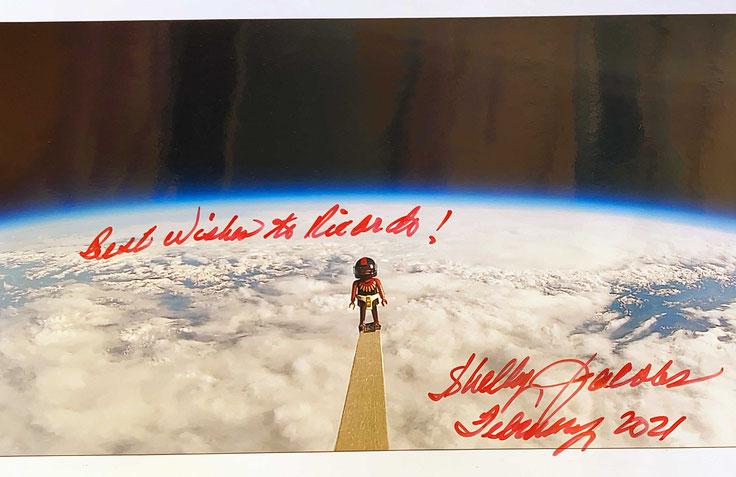Autograph Shelby Jacobs Autogramm