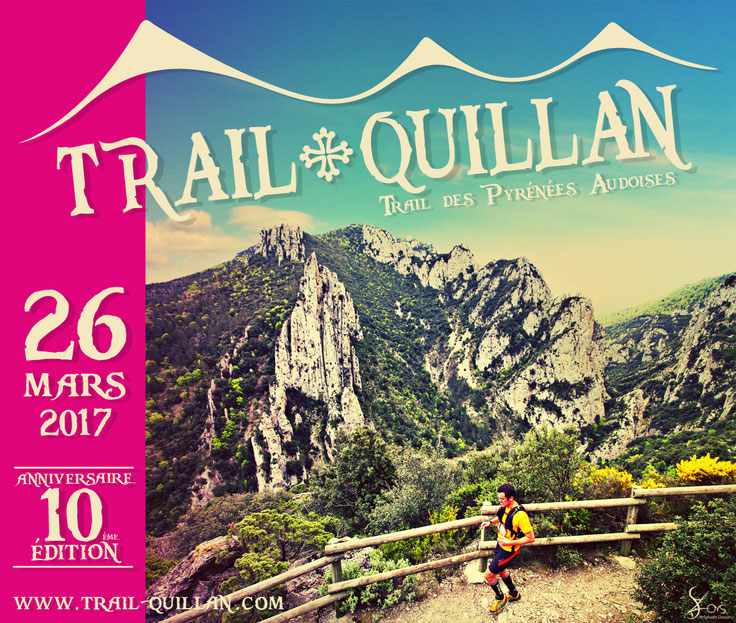 Trail Quillan 2017 - Dimanche 26 mars