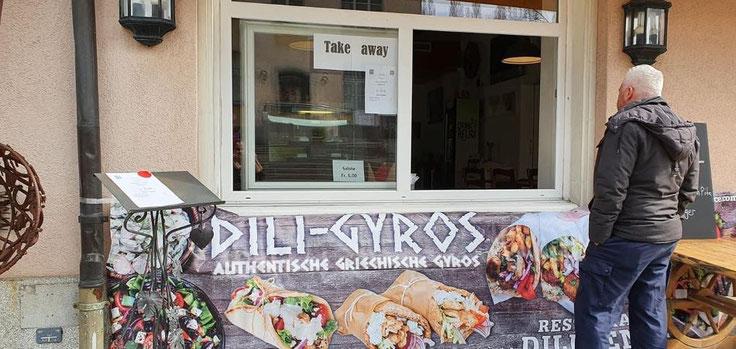 grčka hrana u Švajcarskoj