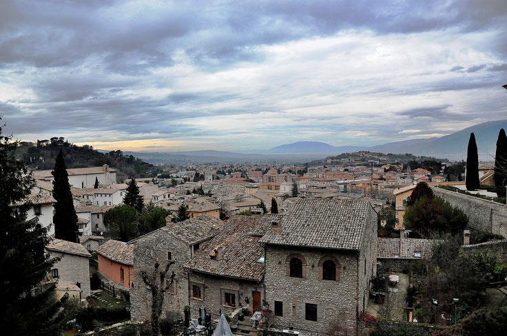 Spoleto. Itinerari di VINO. Blog Etesiaca