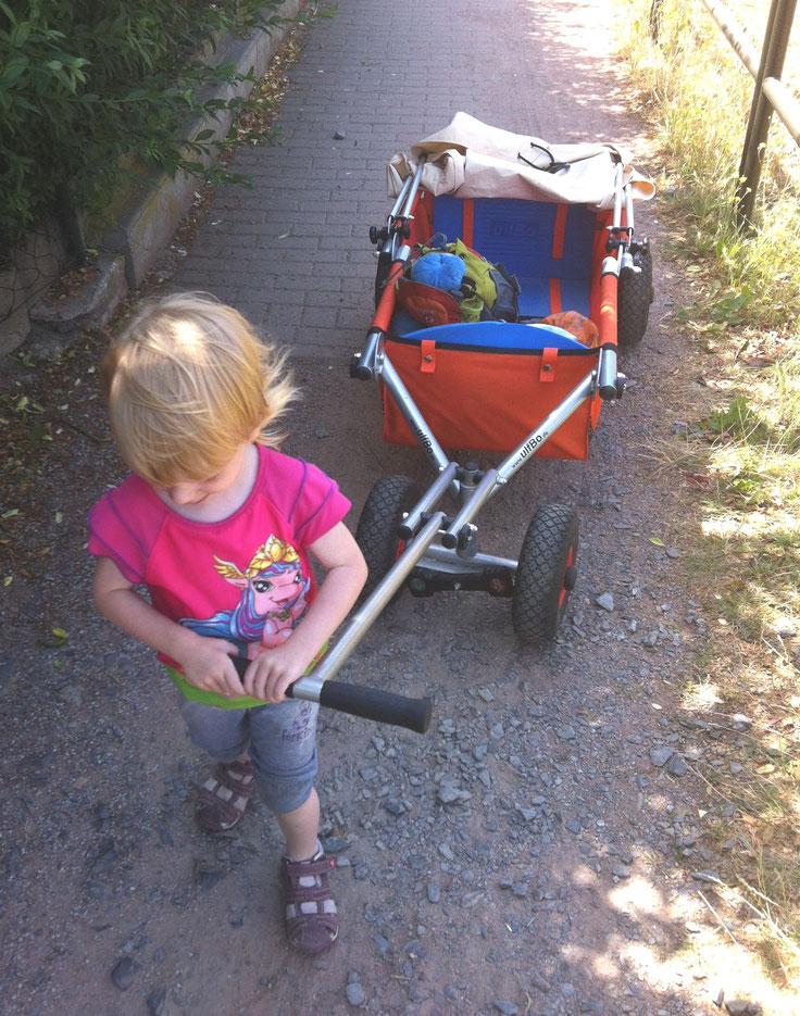 ulfBo - kinderleicht unterwegs sein