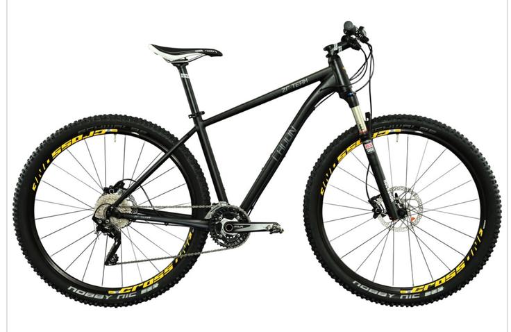 Mein Bike Radon ZR Team 29 8.0