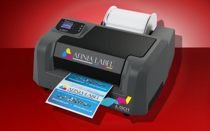 Etikettendrucker Inkjet-Etikettendrucker Afinia L-501