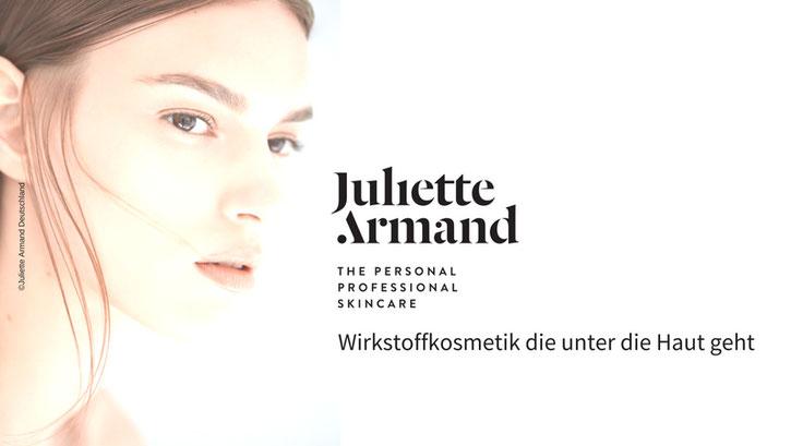 Premium Kosmetikprodukte von Juliette Armand