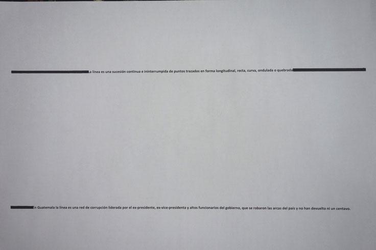 La nueva semantica guatemalteca, print on paper