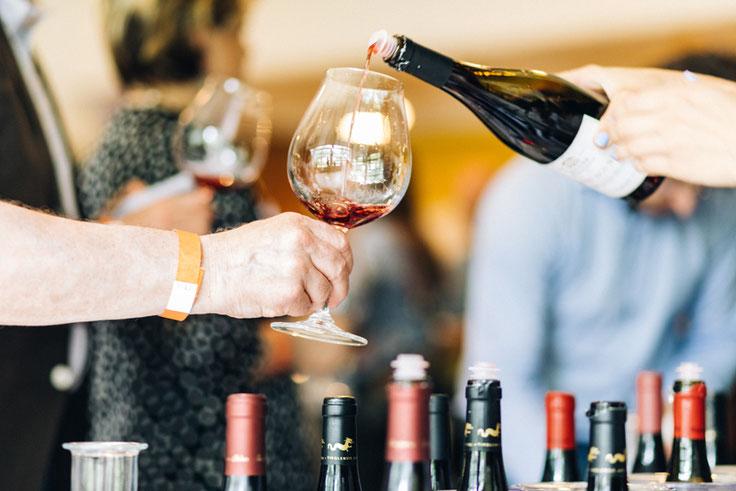 Südtiroler Blauburgunder Tage Concorso Nazionale del Pinot nero - Gourmet Südtirol