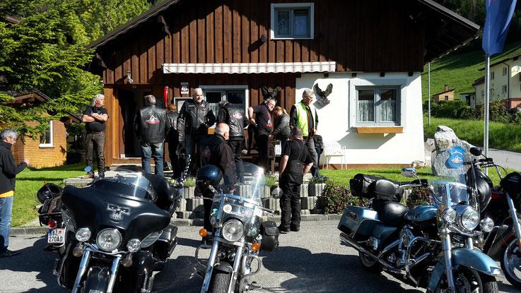 Unser Clubhaus | Klösterle