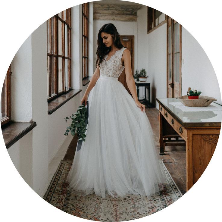 Brautkleid Atelier Simone Steiner Bridal